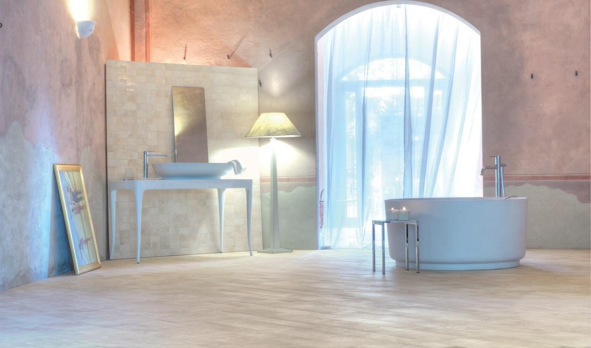 Van badkamer tot vloertegel
